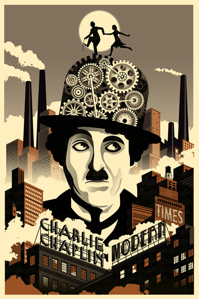 film analysis done charlie chaplin s film modern times Movie talk #5 charlie chaplin brings us what can be called the last film of the silent era so let's talk about it the idle mind screening atrium stadium ci.