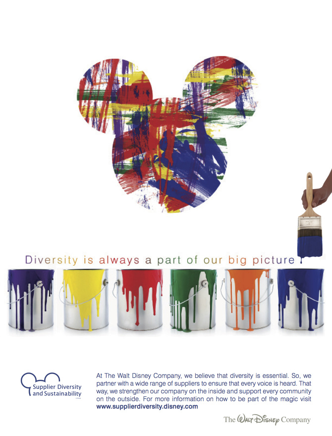 disney sustainable advantage The walt disney company, together with its subsidiaries and affiliates, is a leading diversified international entertainment and media enterprise as featured by sustainable brands: press piece.