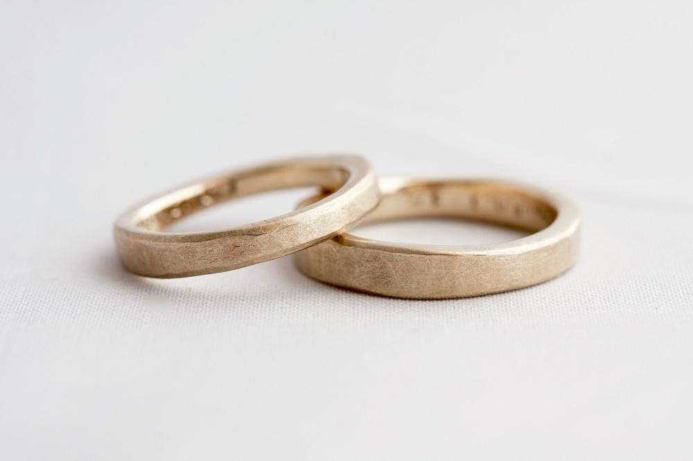 Kt Wedding Ring